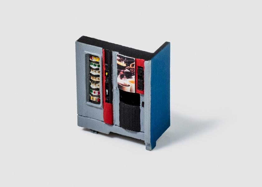 PerfectTrains kiosk automat hobbytrade dobbeltdækker