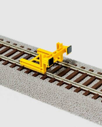 PerfectTrains Moderne sporstopper type 2 gul